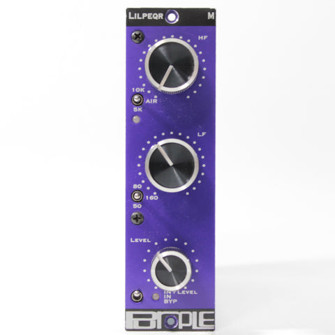 Switched On - Purple Audio LilPEQr 500 Series Program EQ