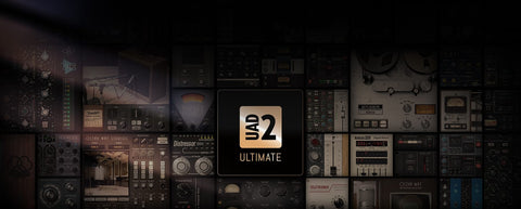 Universal Audio UAD Ultimate 6