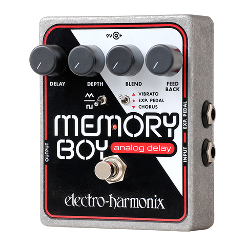 Switched On - Electro-Harmonix Memory Boy Analog Delay