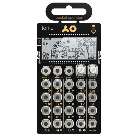 Switched On - Teenage Engineering PO-32 Pocket Operator tonic