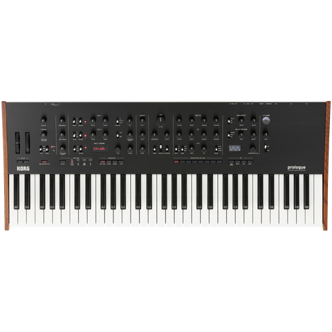 Switched On - Korg Prologue 61 Key 16 Voice