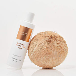Coconut Cleansing Milk – Sulfate Free Daily Face Cleanser for All Skin