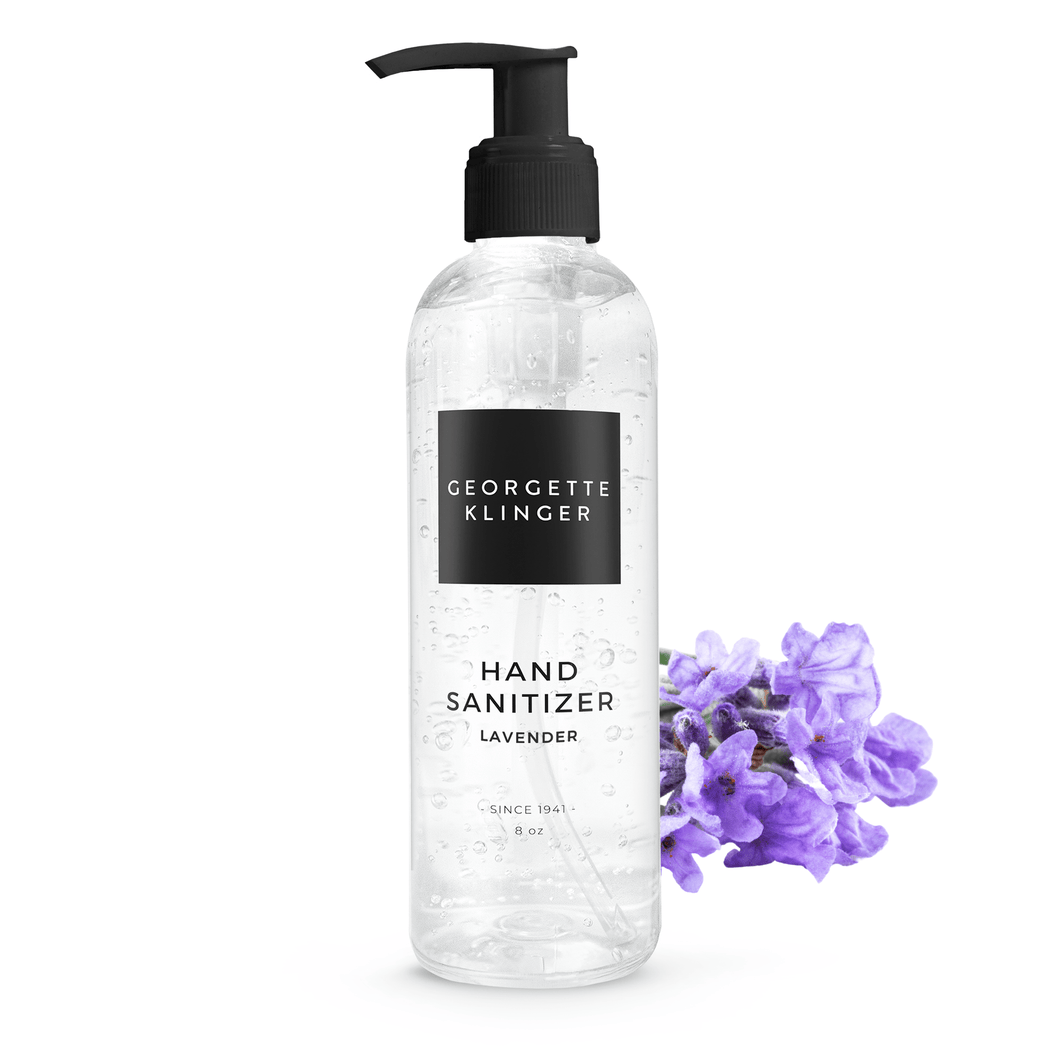 Hand Sanitizer with Lavender • 2 Pack (8 oz each)
