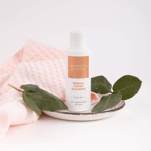 Marula Oil Cream Cleanser - Moisturizes & Softens Calming & Hydrating