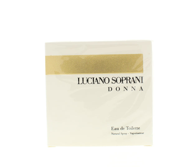 Luciano Soprani Donna 1 Oz Eau De Toilette for Women - Online Shopping Fragrances, Perfumes & Makeup Airdamour.com