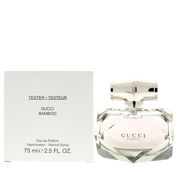 Gucci Bamboo 2.5 Edp for Women Tester - Online Shopping Fragrances, Perfumes & Makeup Airdamour.com