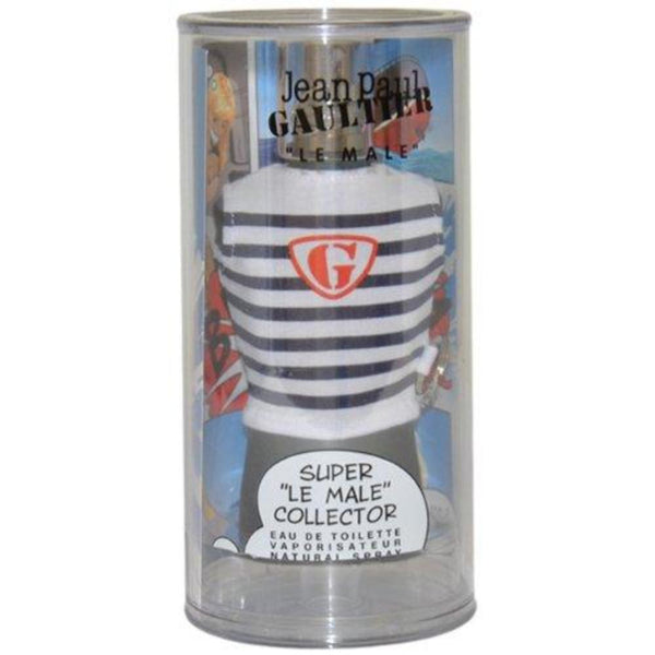 Jean Paul Gauliter Super Le Male Collector 4.2 oz edt spray NEW SEALED - Airdamour.com
