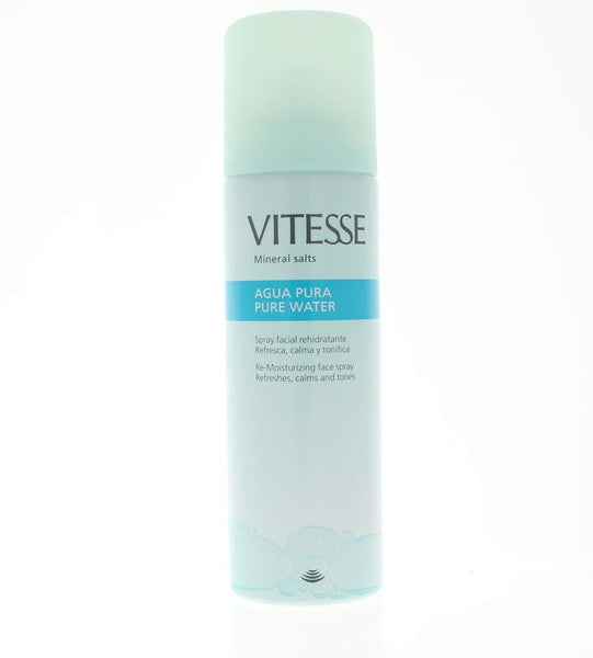 Vitesse Mineral Salts - Pure Water Re-moisturizing Face Spray - Online Shopping Fragrances, Perfumes & Makeup Airdamour.com