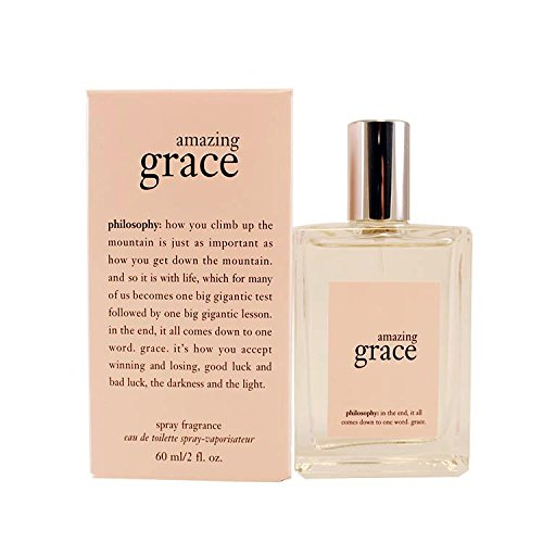 Philosophy Amazing Grace for Women Eau De Toilette 2 Oz - Online Shopping Fragrances, Perfumes & Makeup Airdamour.com