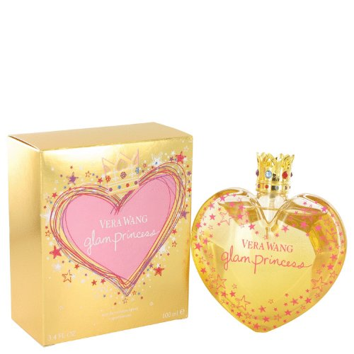 Vera Wang Glam Princess by Vera Wang Eau De Toilette Spray 3.4 oz - Airdamour.com