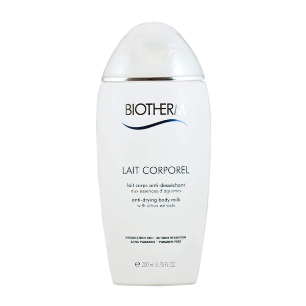 Biotherm Lait Corporel Anti-drying Body Milk, 6.7 Oz - Airdamour.com