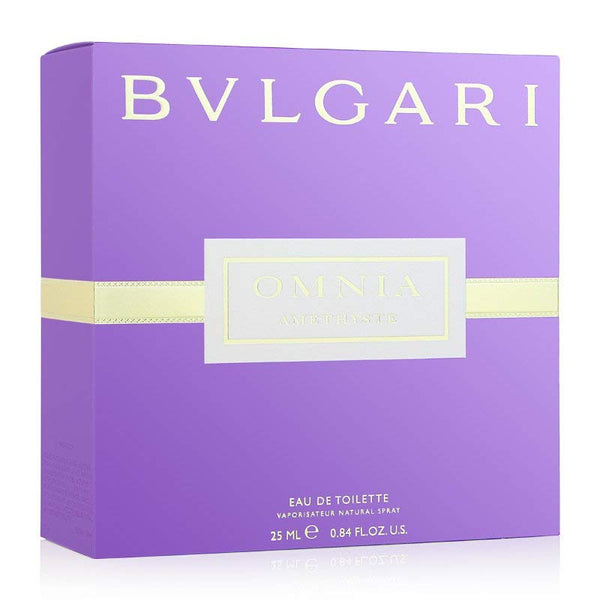 Bvlgari Omnia Amethyste Women Eau De Toilette Spray 0.84 oz - Online Shopping Fragrances, Perfumes & Makeup Airdamour.com
