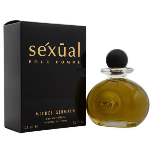 Sexual Pour Homme by Michel Germain 4.2 Oz Edt for Men - Online Shopping Fragrances, Perfumes & Makeup Airdamour.com