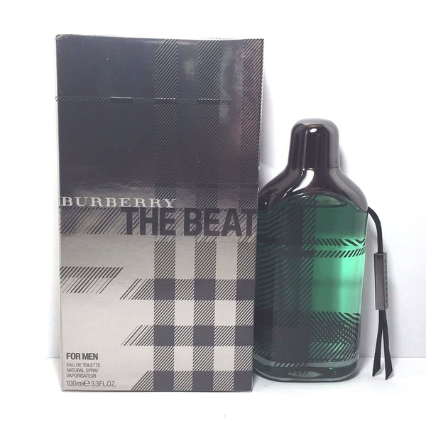 BURBERRY THE BEAT Eau De Toilette Spray FOR MEN 3.3 Oz - Online Shopping Fragrances, Perfumes & Makeup Airdamour.com