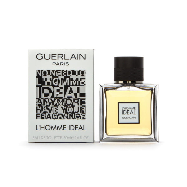 Guerlain L'Homme Ideal by Guerlain for Men 1.6 oz EDT Spray - Online Shopping Fragrances, Perfumes & Makeup Airdamour.com