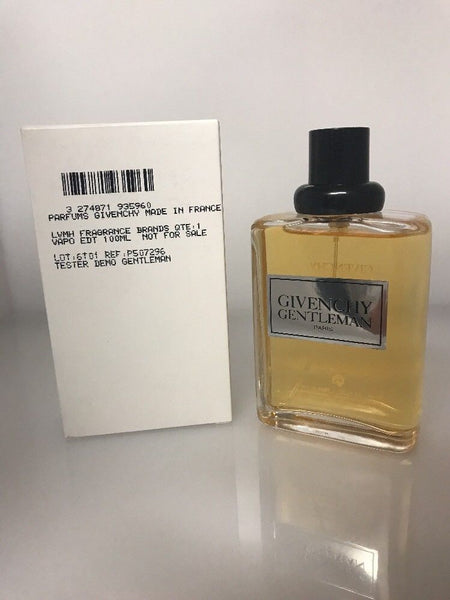 Givenchy Gentleman by Givenchy Men 3.3 oz Eau de Toilette Spray Tester - Airdamour.com