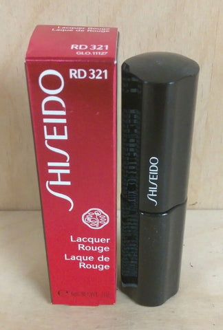 Shiseido Lacquer Rouge Lip Gloss RD321 Ebi 0.20 oz - Online Shopping Fragrances, Perfumes & Makeup Airdamour.com