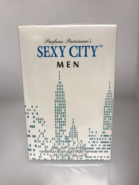 Sexy city smart by PARFUM PARISIENNE Eau De Toilette 3.4 FL oz - Online Shopping Fragrances, Perfumes & Makeup Airdamour.com