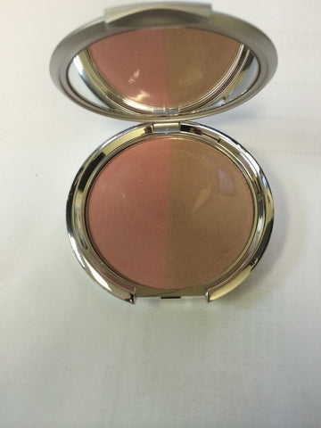 "Kirkland by Borghese Natural Pink Blush Duo Powder ""Sheer Satin"" - Airdamour.com"