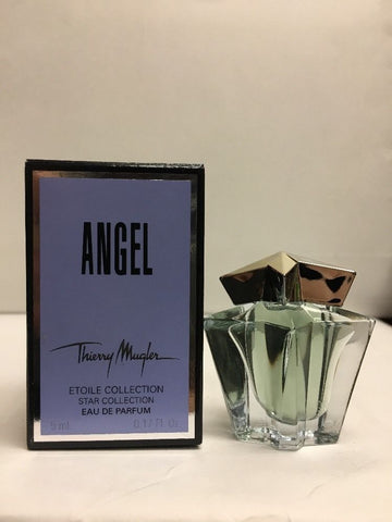 ANGEL BY THIERRY MUGLER WOMEN EDP 0.17oz/5 ML-MINI STAR - Online Shopping Fragrances, Perfumes & Makeup Airdamour.com