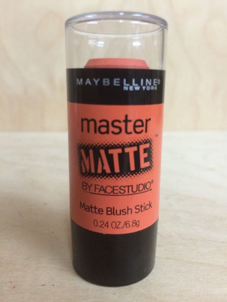Maybelline Master Matte Blush Stick ~FIERY FLORA 0.24 oz/6.8 g - Online Shopping Fragrances, Perfumes & Makeup Airdamour.com