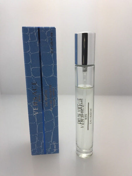 2 PACk Of Versace Man Eau Fraiche 0.3oz/10ml Edt Spray (80% Full) Boxed - Online Shopping Fragrances, Perfumes & Makeup Airdamour.com