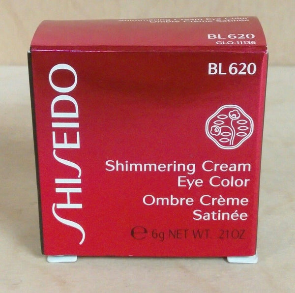 Shiseido Shimmering Cream Eye Color BL620 Esmaralda 0.21oz - Online Shopping Fragrances, Perfumes & Makeup Airdamour.com