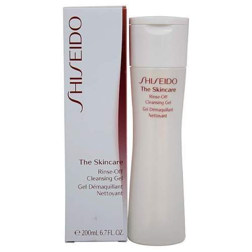 Shiseido The Skincare Rinse-Off Cleansing Gel - 6.7 FL OZ -