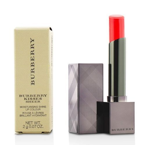 Burberry Kisses Sheer Moisturising Shine Lip Color#269 Light Crimson 2g 0.07 OZ - Online Shopping Fragrances, Perfumes & Makeup Airdamour.com
