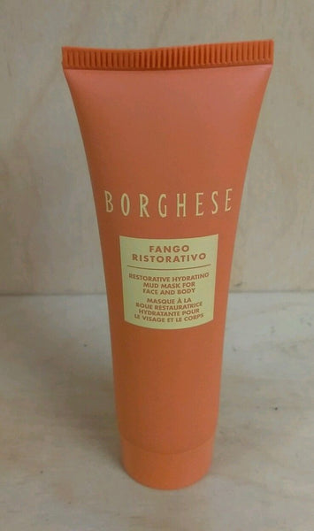 BORGHESE FANGO RISTORATIVO Restorative Hydrating Mud Mask For Face/Body 1oz - Airdamour.com