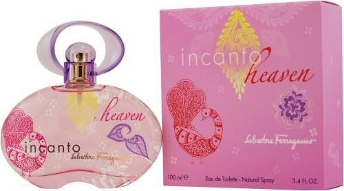 INCANTO HEAVEN by Salvatore Ferragamo 3.4 oz Perfume Women - Online Shopping Fragrances, Perfumes & Makeup Airdamour.com