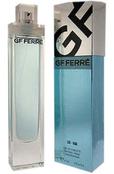 GF Ferre by Gianfranco Ferre MEN  2 fl oz EDT Spray NIB **RARE **COLLECTOR'S** - Airdamour.com