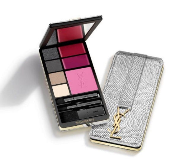 Yves Saint Laurent VERY YSL Silver Edition Make Up Palette box not perfect - Online Shopping Fragrances, Perfumes & Makeup Airdamour.com