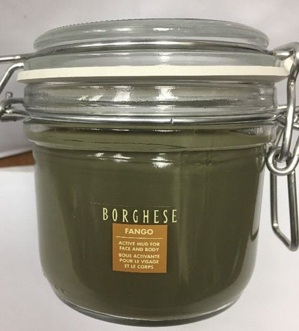 Borghese fango Active Mud For Face And Body 7.5 oz - Online Shopping Fragrances, Perfumes & Makeup Airdamour.com