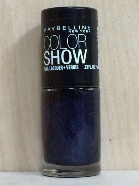 3 PACK Maybelline Color Show Nail Lacquer Polish BLUE FREEZE 350(B0025) - Airdamour.com