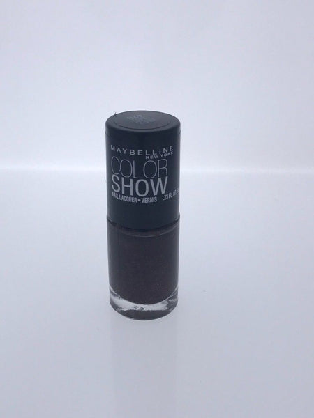 Maybelline Color Show Nail Lacquer Polish WINE & DINED 420 0.32 OZ - Airdamour.com