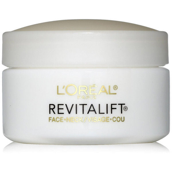 L'OREAL Revitalift Anti Wrinkle +Firming Face/Neck Contour Cream1.7 - Online Shopping Fragrances, Perfumes & Makeup Airdamour.com