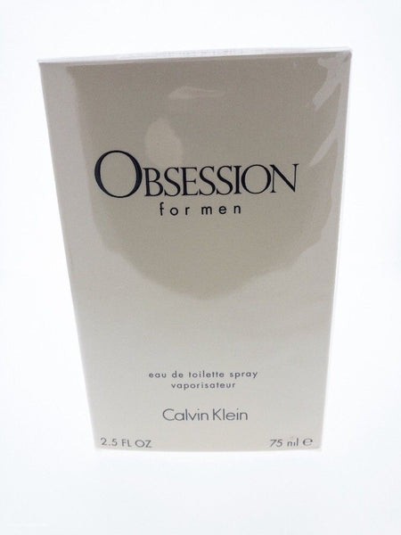 Obsession By Calvin Klein for Men 2.5 Oz Eau De Toilette EDT Spray - Online Shopping Fragrances, Perfumes & Makeup Airdamour.com