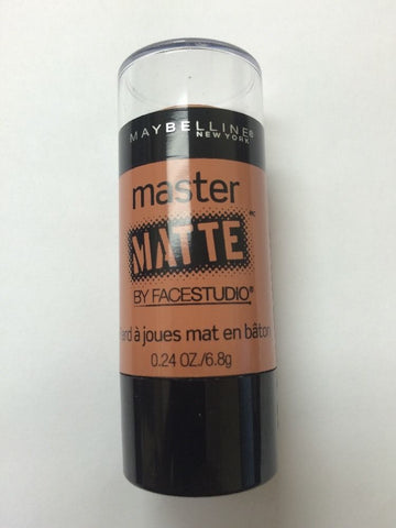 Maybelline Master Matte Blush Stick ~ #104 Golden Thorn ~ 0.24 oz/6.8 g - Online Shopping Fragrances, Perfumes & Makeup Airdamour.com