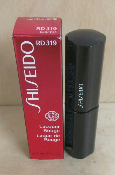 Shiseido Lacquer Rouge Lipstick RD319 Pomodoro 0.2oz - Airdamour.com