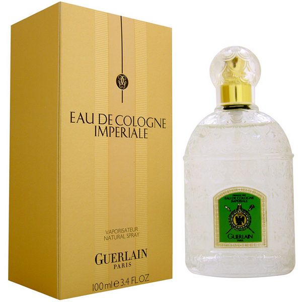Guerlain Imperiale Eau De Cologne Spray for Men 3.4 oz - Airdamour.com
