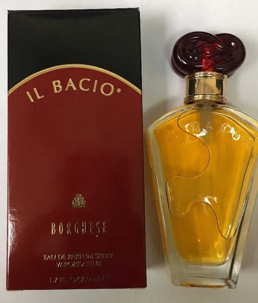 IL BACIO by Marcella Borghese 1.7 oz/50 ml EDP SPRAY NIB