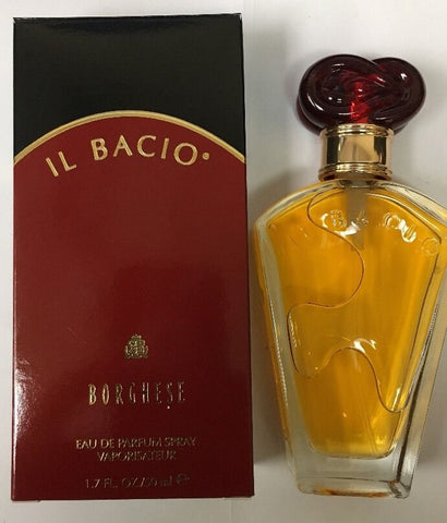 IL BACIO by Marcella Borghese 1.7 oz/50 ml EDP SPRAY NIB - Online Shopping Fragrances, Perfumes & Makeup Airdamour.com