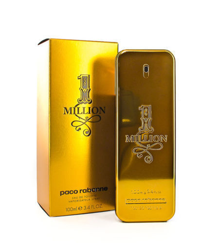 1 ONE MILLION  PACO RABANNE  Cologne for Men  3.4 FL OZ  EDT - Online Shopping Fragrances, Perfumes & Makeup Airdamour.com