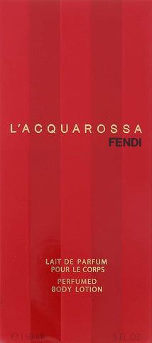 Fendi L'acquarossa Body Lotion for Women, 5 Ounce - Online Shopping Fragrances, Perfumes & Makeup Airdamour.com