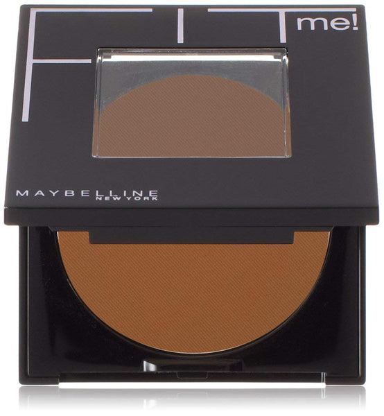 Maybelline New York Fit Me Pressed Powder, Toffee 330 0.03 Oz - Online Shopping Fragrances, Perfumes & Makeup Airdamour.com