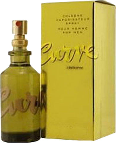 CURVE by Liz Claiborne Cologne for men  Spray 1 oz - Airdamour.com