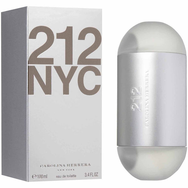 Carolina Herrera 212 Nyc for Men 3.4 Edt Spray - Online Shopping Fragrances, Perfumes & Makeup Airdamour.com