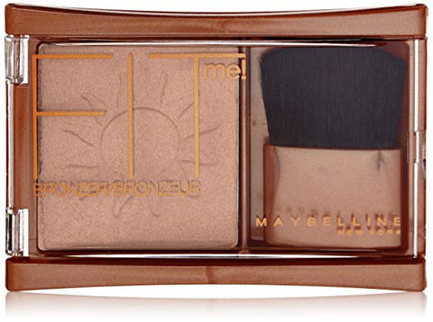 Maybelline New York Fit Me! Bronzer, Deep Bronze, 0.16 Ounce - Airdamour.com