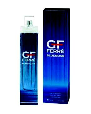 Gf Ferre Bluemusk Eau De Toilette 60ml/2oz Nib - Online Shopping Fragrances, Perfumes & Makeup Airdamour.com